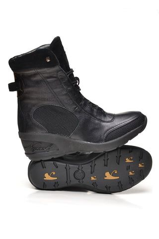 Negash (Limited Edition) Black Isis Boot