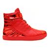 Negash ™ All Red Amun Ra Sneakers Royal Blood Edition - Negash Apparel & Footwear - 1