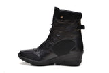 Negash (Limited Edition) Black Isis Boot - Negash Apparel & Footwear - 3