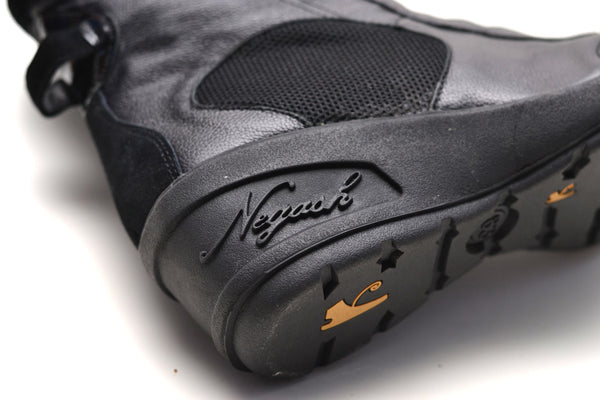 Negash (Limited Edition) Black Isis Boot - Negash Apparel & Footwear - 6