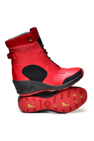 Negash (Limtied Edition) Red Isis Boot