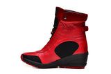 Negash (Limtied Edition) Red Isis Boot - Negash Apparel & Footwear - 6