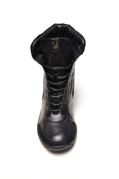 Negash (Limited Edition) Black Isis Boot - Negash Apparel & Footwear - 4