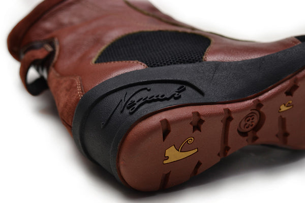 Negash Isis Boot Brown - Negash Apparel & Footwear - 7
