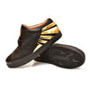 Negash ™ Amun Ra Black & Gold  Low-top Sneaker (Limited Edition)
