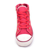 Negash ™ Kids Red Tut Sneakers - Negash Apparel & Footwear - 4
