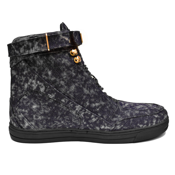 Dark Denim Hotep Boot 4.0 Limited Edition