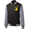 Kings Deshret Fleece Letterman Jacket