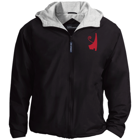 Red Deshret Team Jacket