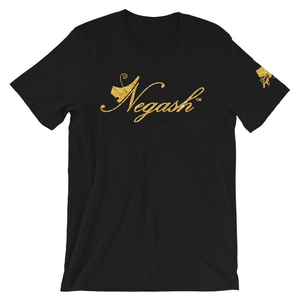 Negash Signature (Gold) T-Shirt