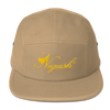 Negash Signature #Next2BeKing Five Panel Cap
