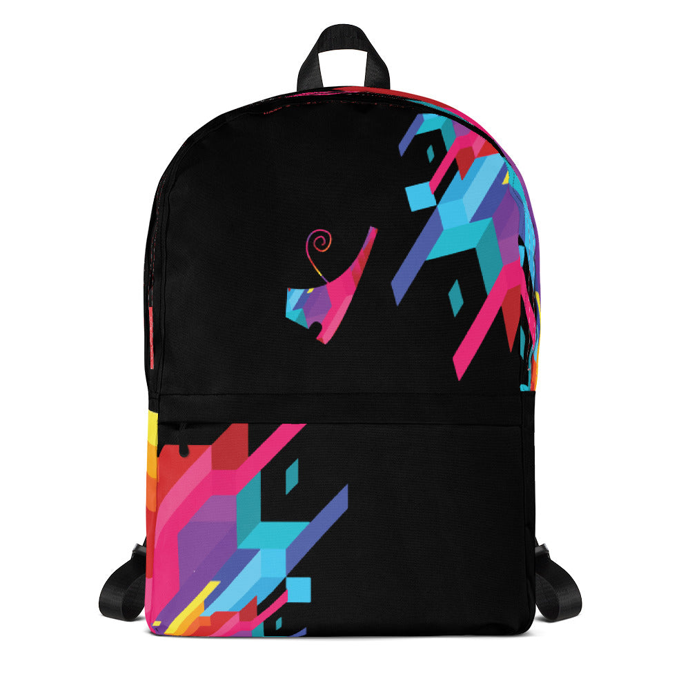 Negash Abstract Deshret Backpack