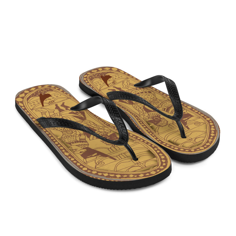 Negash Ancient Flip-Flops