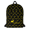 Negash ™ Signature Ankh All-Over Print Backpack