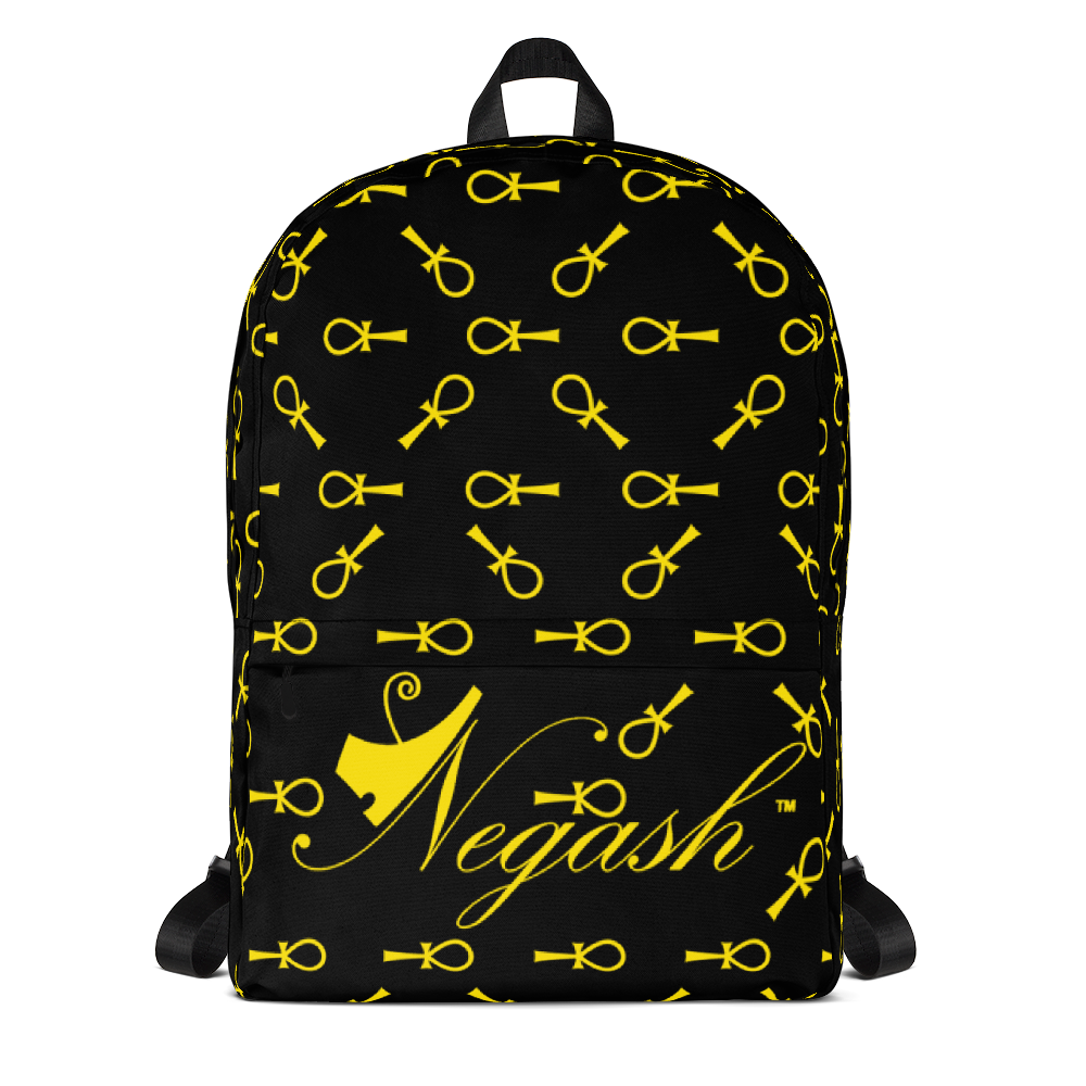 Negash Ankh All-Over Print Backpack Best