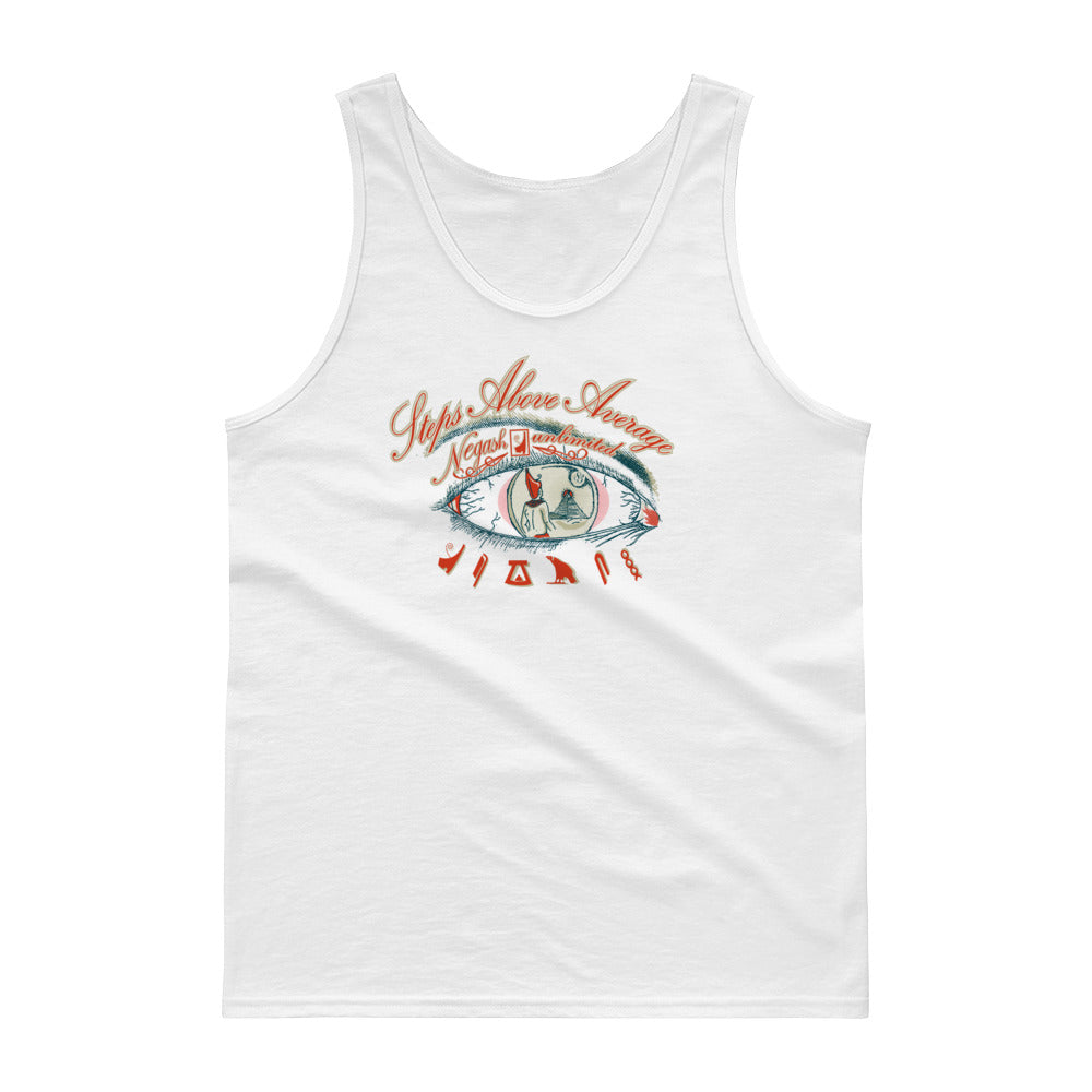Steps Above Average Tank Top