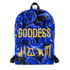 Negash ™ Blue Rose Goddess Backpack