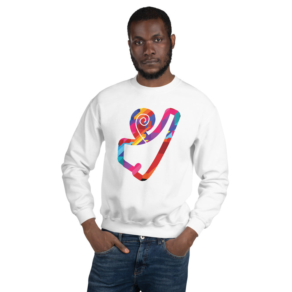Negash Abstract Deshret Sweatshirt