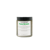 Two Green Face Scrub