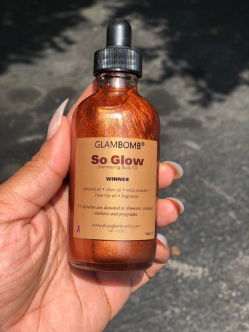 So Glow Shimmering Body Oil Bundle