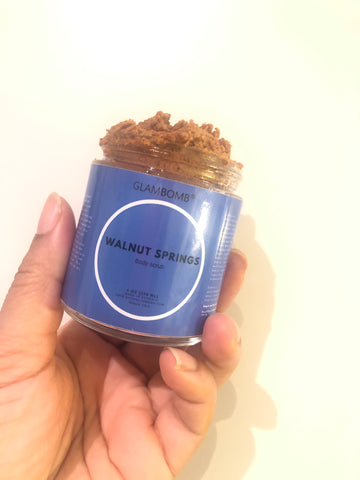 Walnut Springs Body Scrub