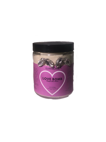 Love Bomb Whipped Shea Butter