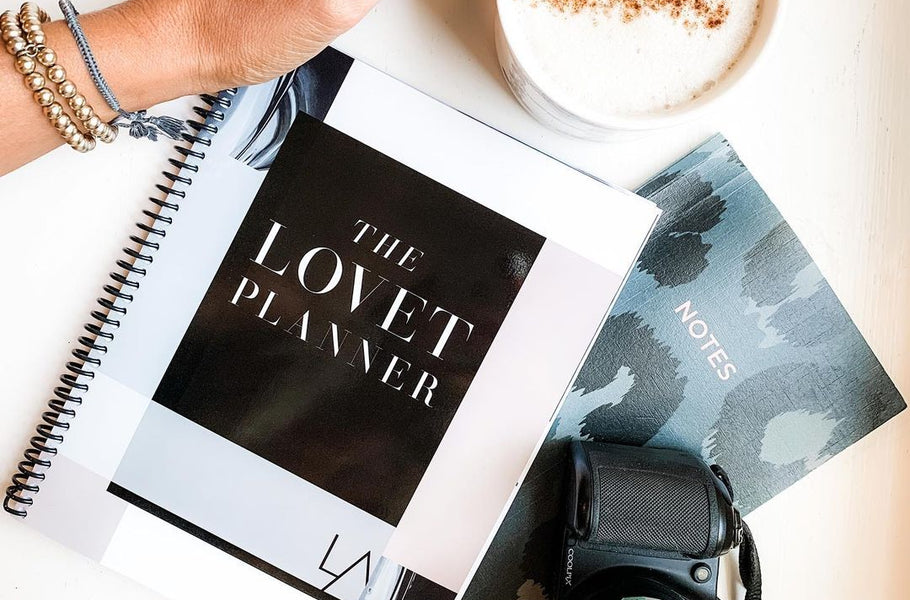 How to Use the Lovet Weekly Planner