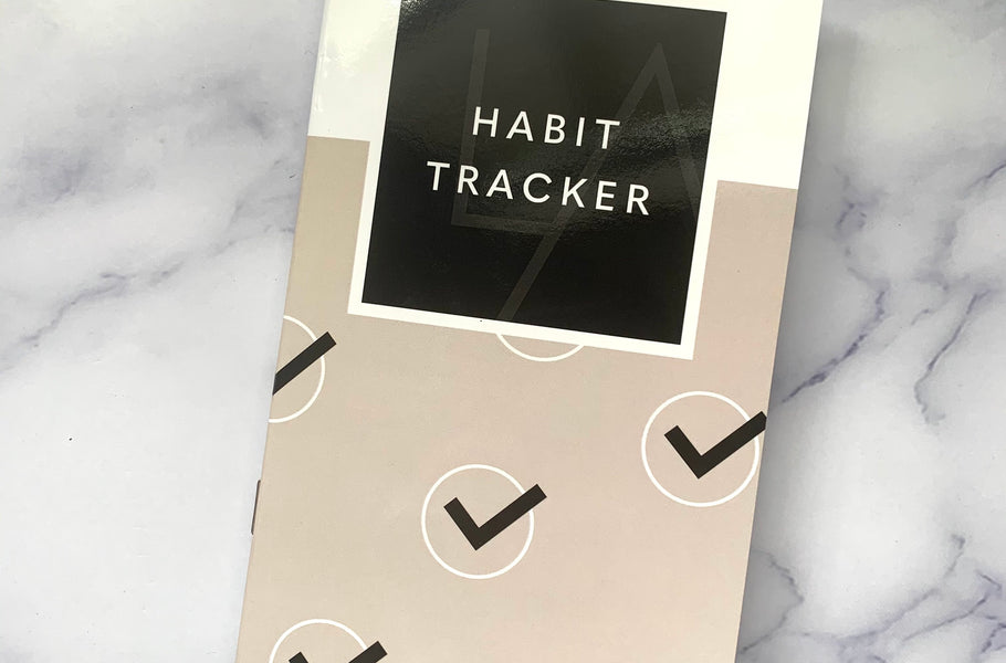 How To Use the Habit Tracker Notebook to Break Habits in 7 Steps