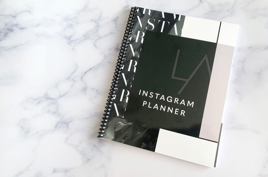 Planning the Perfect Grid with the Instagram Planner