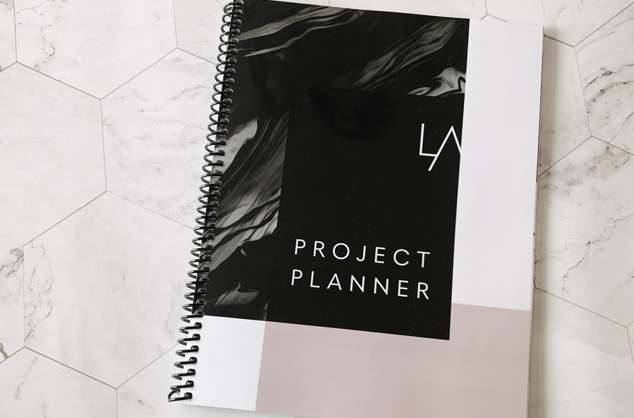 How To Use the Project Planner