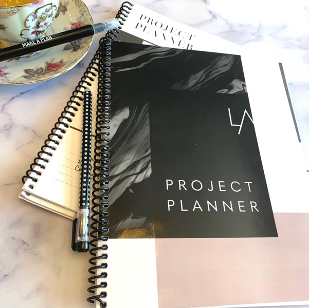 Get Spring Cleaning Results with the Project Planner