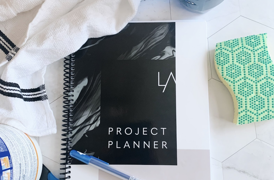 How To Declutter Your Office | Project Planner Plan Template