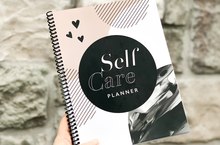 How to Use the Self-Care Planner in 7 Steps