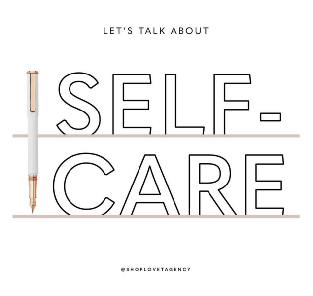 Is self-care really selfish?