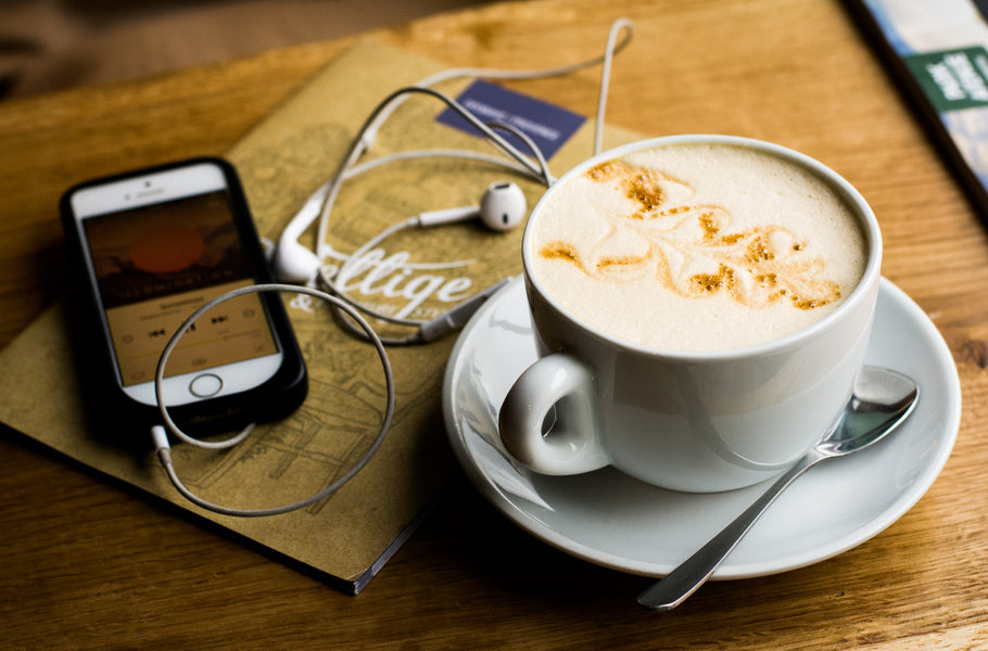 Music & Podcasts for Increasing Productivity