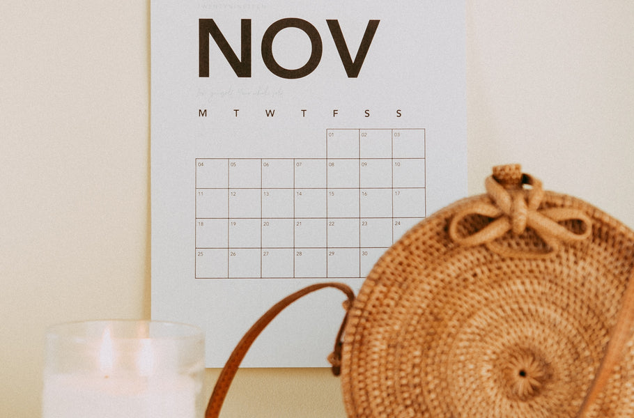 Fall Into November With Our First Instagram Challenge