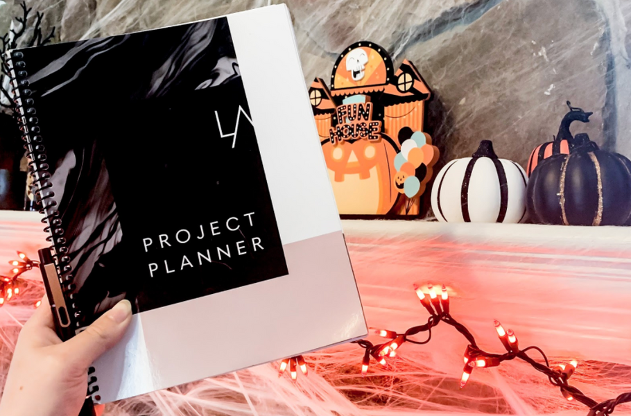 How to Plan the Ultimate Halloween Night with the Project Planner