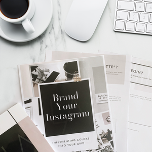 Branding your Instagram Profile and Feed