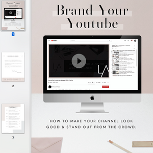 Brand Your YouTube