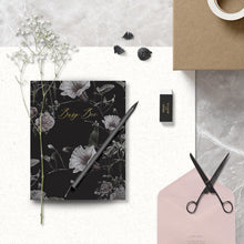 Load image into Gallery viewer, Busy Bee Floral Notebook