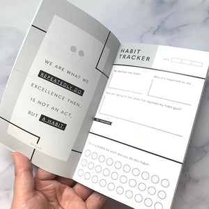 Habit Tracker Notebook