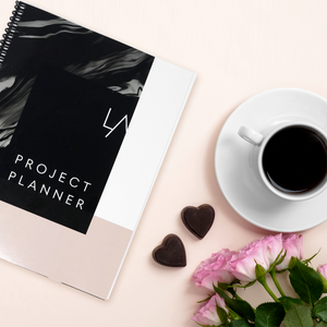 project planning printable