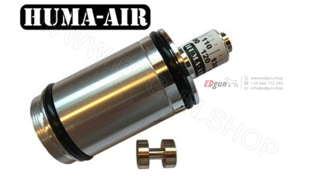 Edgun Matador R3M Power <br>Tune Set and Regulator By Huma-Air