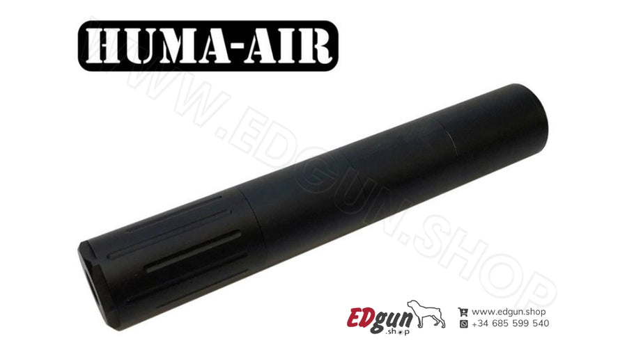Modular Airgun Silencer <br>HUMA-AIR MOD30-5-0 (Long)