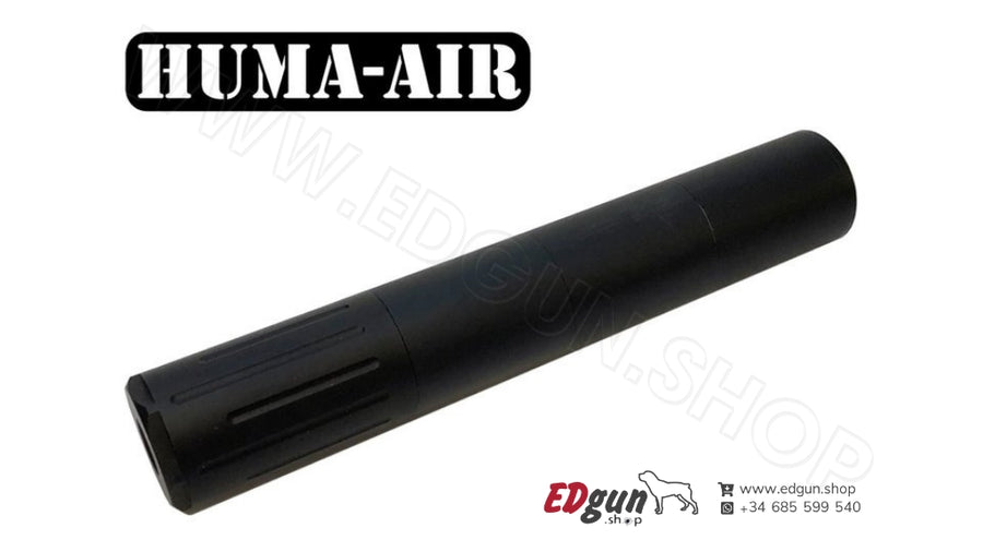 Modular Airgun Silencer <br/>HUMA-AIR MOD30-4/0 (Standard)