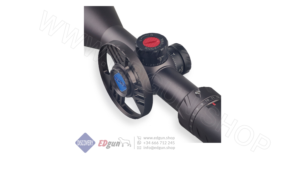 Scope Discovery <br>ED 4-16X50SF