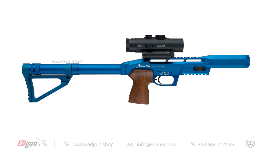 EDgun Leshiy <br>Special Edition: Blue