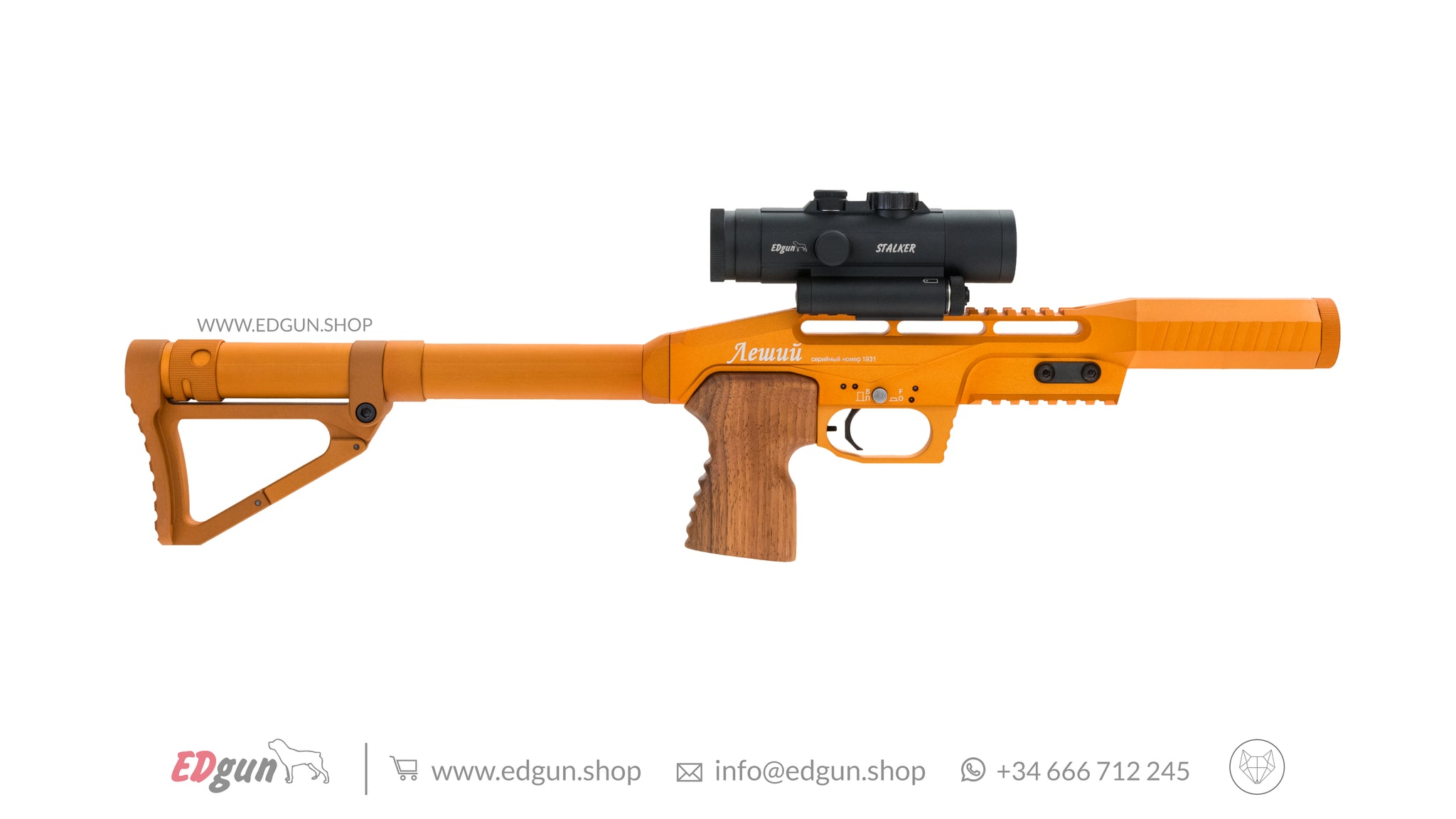 EDgun Leshiy <br>Special Edition: Copper
