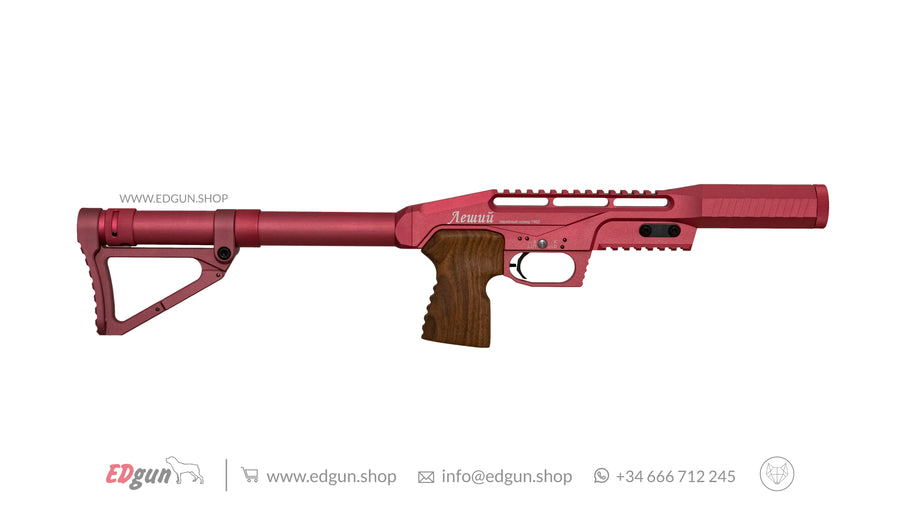 EDgun Leshiy <br />Special Edition: Pink