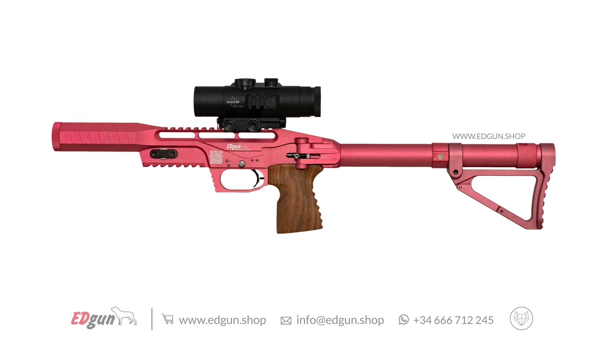 EDgun Leshiy <br>Special Edition: Pink